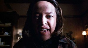 Annie Wilkes, from Stephen King's novel Misery. One of the top 10 most frightening female characters!  She aptly embodies the editing adage 'murder your darlings' and the writing adage 'let out your madwoman'  Source: http://www.top10films.co.uk/archives/11868